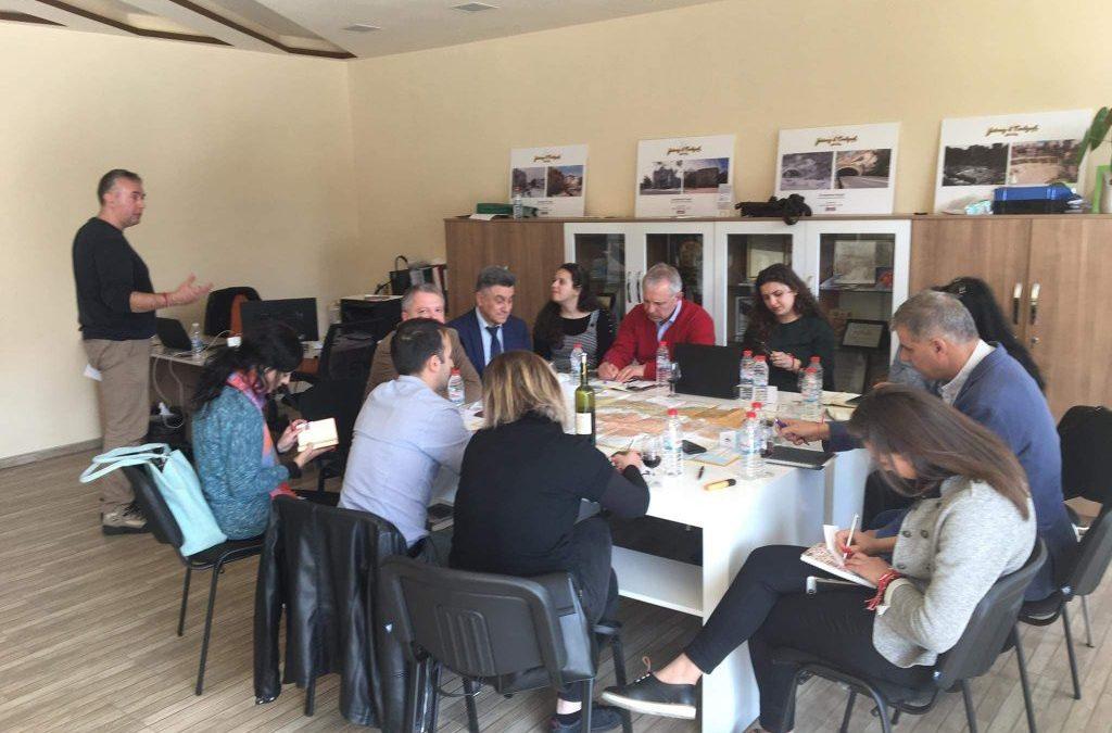 Първа фокус-група за развитието на винения туризъм в Тракия