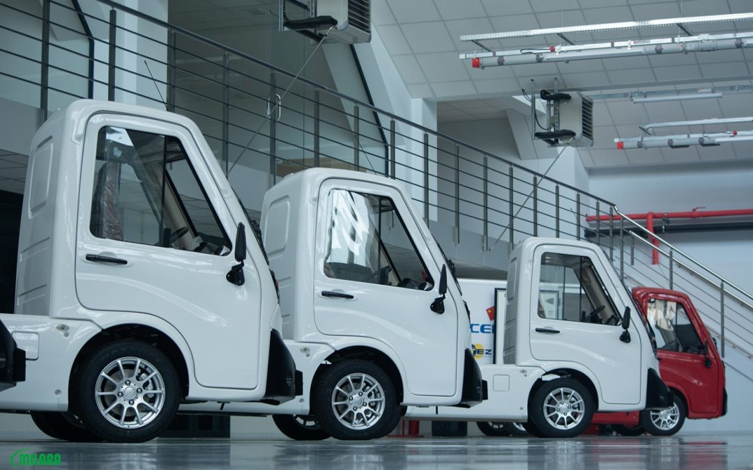 """Е-камионите от България.  Пловдив ще стане първият град в страната, в който ще се движат сглобени тук електромобили от """"Милара"""""""